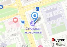 Компания «Магазин бытовой и сантехники» на карте