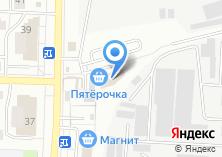 Компания «Пятерочка сеть универсамов» на карте