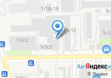 Компания «УспехАвто» на карте