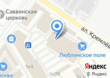 Компания «ФасадПро» на карте