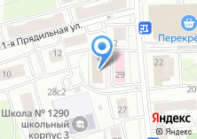 Компания «ЛегнА оптовая компания» на карте