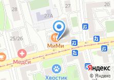 Компания «Темпл Бар» на карте