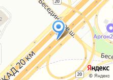 Компания «Инверс» на карте