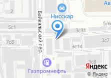 Компания «СегментАвто» на карте