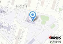 Компания «Московский культурологический лицей №1310» на карте