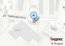 Компания «МК ОМК-ЭкоМеталл» на карте