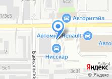 Компания «Avtosteklo-Pro» на карте
