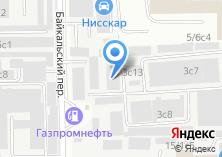 Компания «Технопарк МЭЗ» на карте