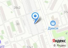 Компания «Стоматологическая поликлиника №22» на карте