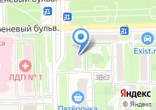 Компания «Интермед-ИС» на карте