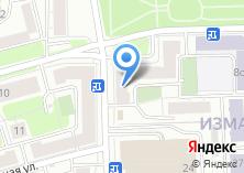 Компания «Фирменные кеды» на карте