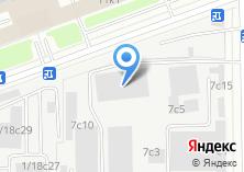 Компания «СЭТ-Груз» на карте