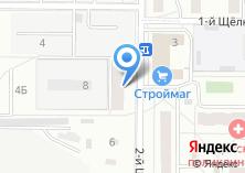 Компания «Почтовое отделение №141007» на карте