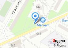 Компания «Магазин фруктов и овощей на Зеленодольской» на карте