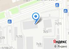 Компания «Мувинг.ру» на карте