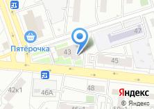 Компания «ЗАГС района Перово» на карте