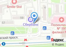 Компания «Еврокафе» на карте