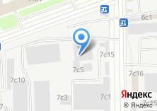 Компания «Интел сервис» на карте