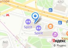 Компания «Флора Престиж» на карте