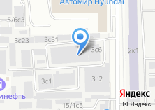 Компания «Фремос» на карте