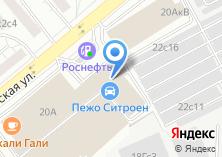 Компания «Юковнешторг» на карте