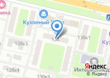 Компания «Диваны-Маркет» на карте