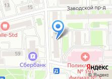 Компания «Семерочка» на карте