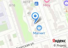 Компания «Leffrut» на карте