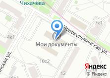 Компания «Территориальная избирательная комиссия Рязанского района» на карте