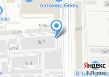 Компания «Московский экспериментальный завод №1» на карте
