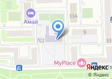 Компания «Средняя общеобразовательная школа №646» на карте