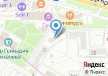 Компания «Мос Медикал» на карте