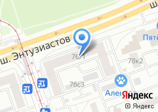 Компания «Стильные кухни» на карте