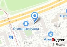 Компания «ТехноГазПрибор» на карте