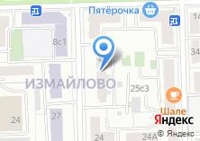 Компания «НТИ» на карте