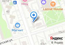 Компания «СИТИТУР» на карте