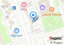 Компания «КБ Юниаструм Банк» на карте