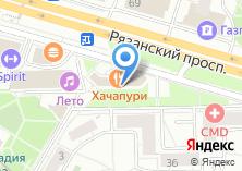 Компания «Эмпайр» на карте