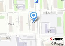 Компания «Центр Стекло Сервис» на карте