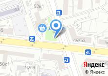 Компания «Магазин хлебобулочных изделий на Владимирской 2-ой» на карте