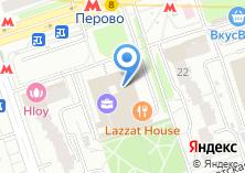 Компания «Дорожный адвокат» на карте