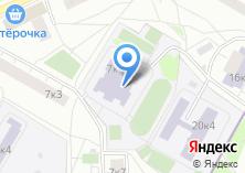 Компания «Средняя общеобразовательная школа №899» на карте