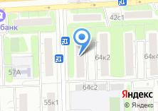 Компания «Медисан» на карте