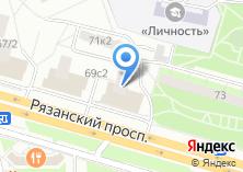 Компания «Магазин крепежных изделий и электроинструмента» на карте