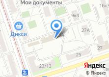 Компания «Управление социальной защиты населения района Перово» на карте