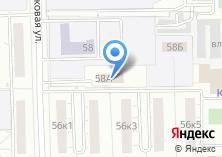 Компания «Территориальная избирательная комиссия» на карте
