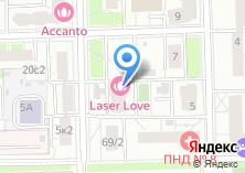 Компания «ДиАкс» на карте