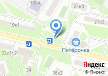 Компания «Осетинские пироги» на карте