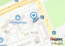Компания «ОПОП Восточного административного округа район Перово» на карте