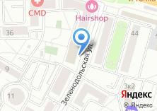 Компания «Совет столичных адвокатов» на карте